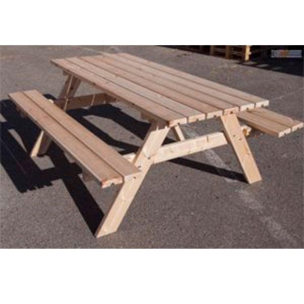 mesa picnic bancos plegables speedcourts
