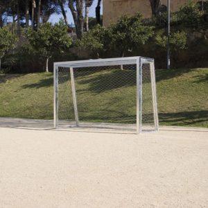 porteria futbol acero antivandalica speedcourts