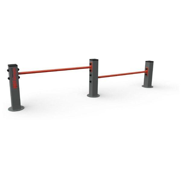 barras flexiones equipamiento deportivo urbano speedcourts
