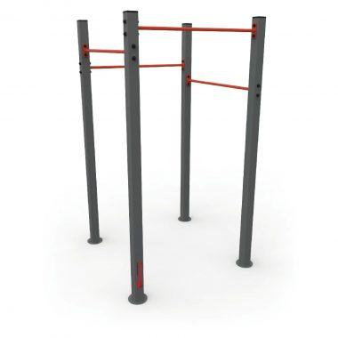 barras paralelas equipamiento deportivo urbano speedcourts