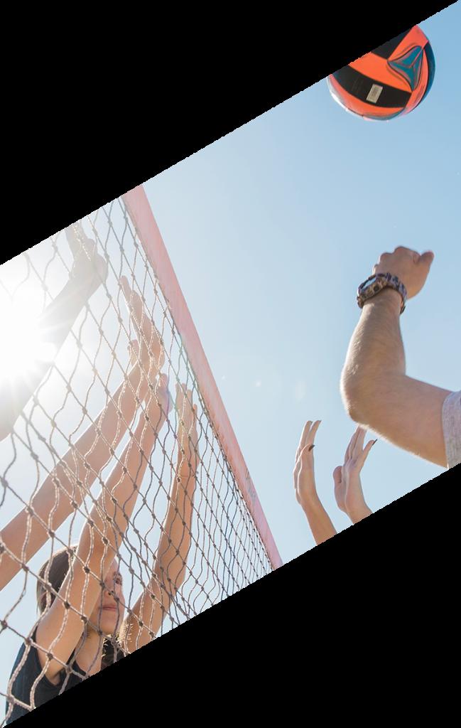redes de voleibol speedcourts