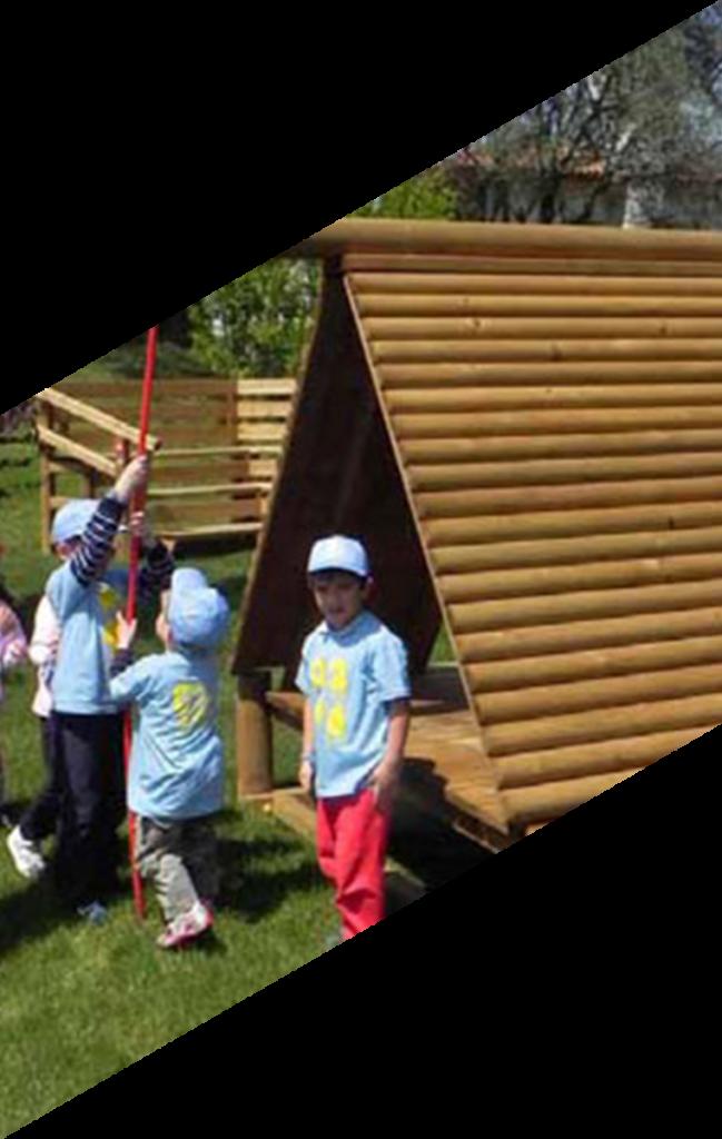 casitas infantiles parques speedcourts