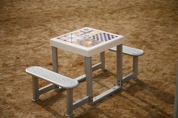 mesa multijuegos antivandalica speedcourts