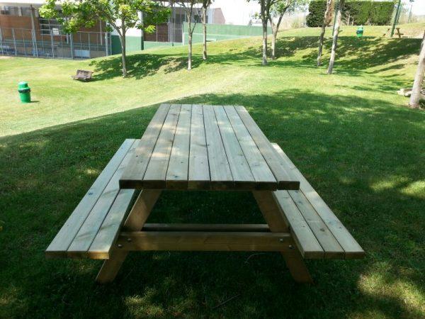 mesa picnic madera mobiliario urbano speedcourts