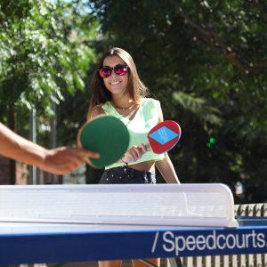mesa ping pong parque