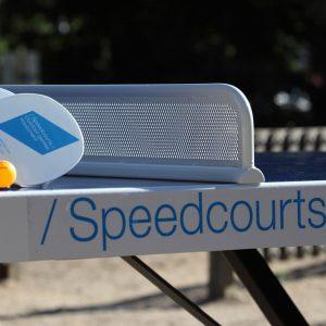mesa de ping pong speedcourts