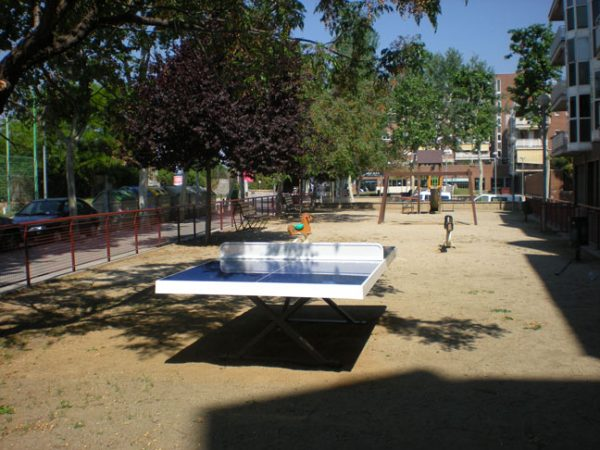 mesa ping pong antivandalica speedcourts