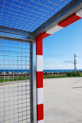 porteria modular red electrosoldada speedcourts
