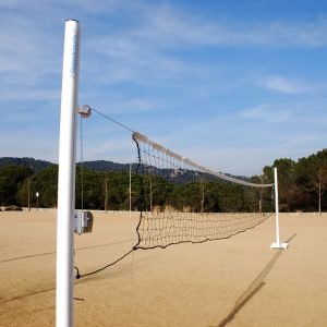 red de voleibol trasladable speedcourts
